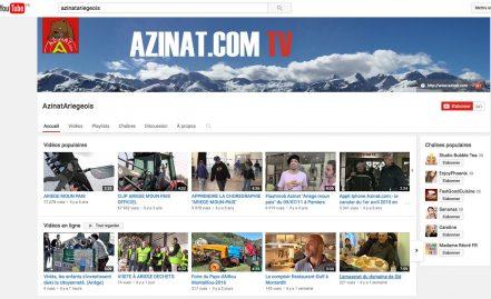 Nouveaux Médias Chaînes et Blogs communautaires